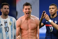 Ballon d'Or 2021: The stars bidding to boost their chances at Euro 2020 and the Copa America