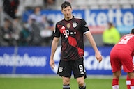 Lewandowski 'the best striker in the world' as he matches Bayern legend Muller