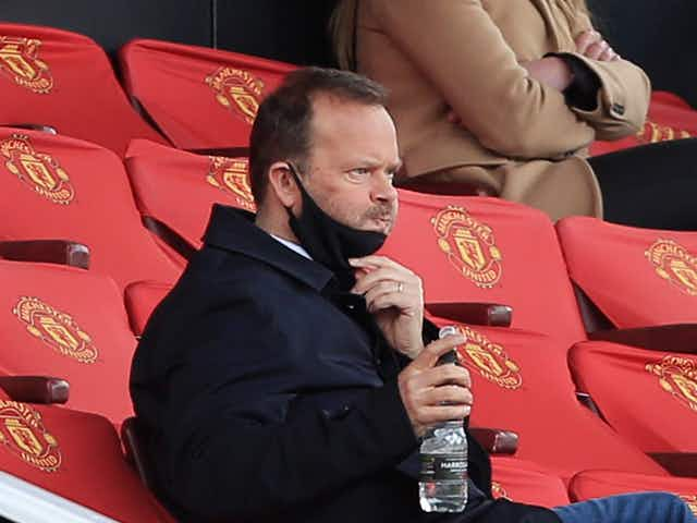 Ed Woodward to leave Man Utd