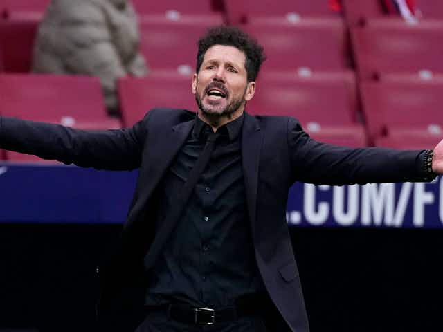 Simeone rues win that got away as Benzema rescues Real Madrid in dramatic derby