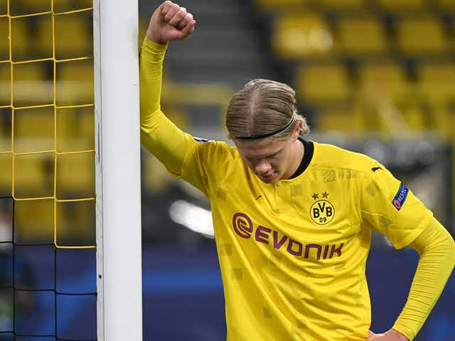 Dortmund planning with Haaland despite fading Champions League hopes, insists Zorc