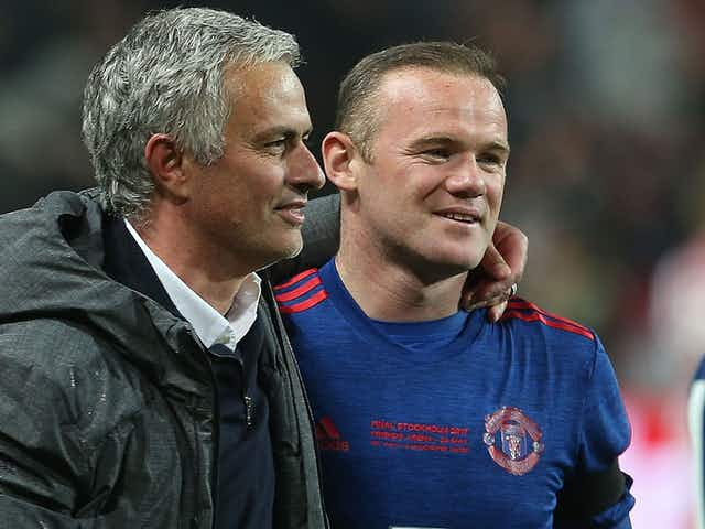 Rooney on 'crazy' decision to sack Mourinho: Spurs taking a risk ahead of Man City final