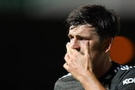 Ligament damage, but can Harry Maguire still make Europa League final?