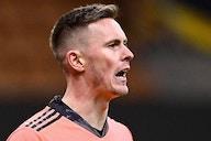 Dean Henderson is Ole Gunnar Solskjaer's choice as Man United goalkeeper