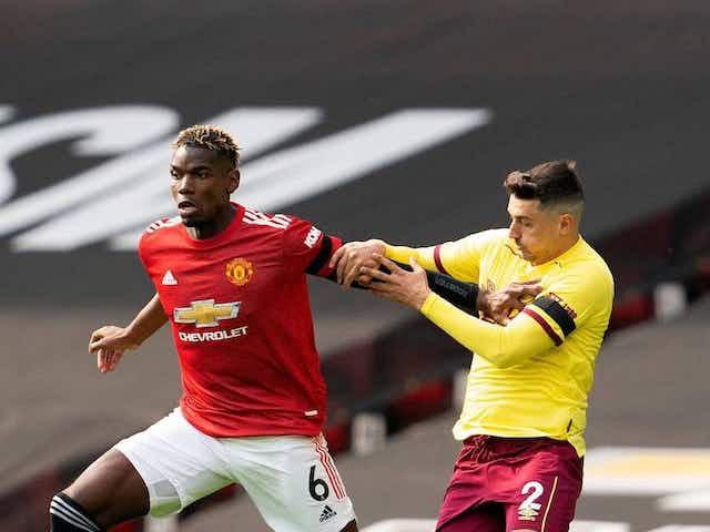 Paul Pogba puts in all dominating performance vs Burnley