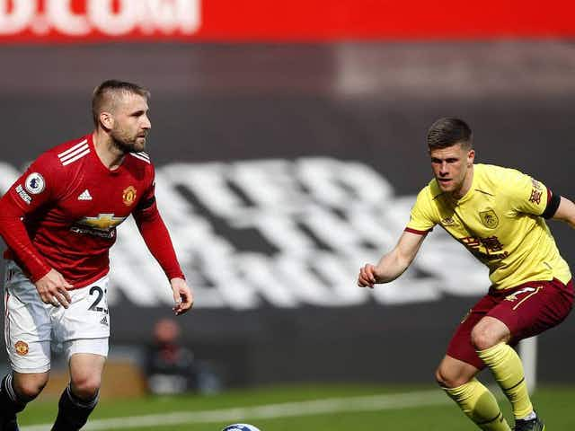 Luke Shaw keeps up sensational form with dominant display vs Burnley