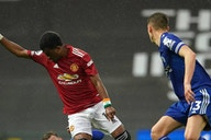 Manchester United star Amad throws his name in the ring vs Leicester City