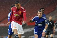 Mason Greenwood most prolific player in Premier League since April