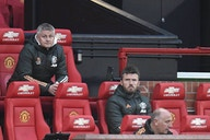 Manchester United stars get an earful from Roy Keane after Liverpool loss