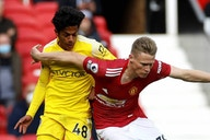 Scott McTominay reflects on his role as a midfielder at Manchester United