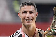 Cristiano Ronaldo insists he's not fazed over Manchester United links