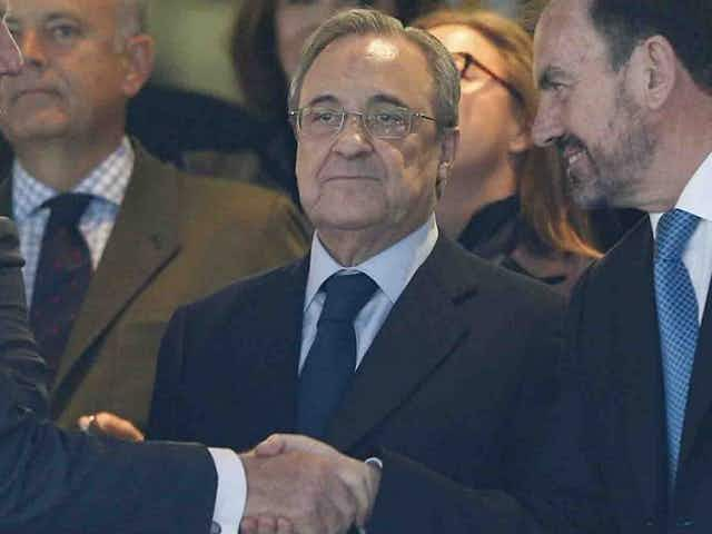 Real Madrid president Florentino admits one English club led to Super League collapse