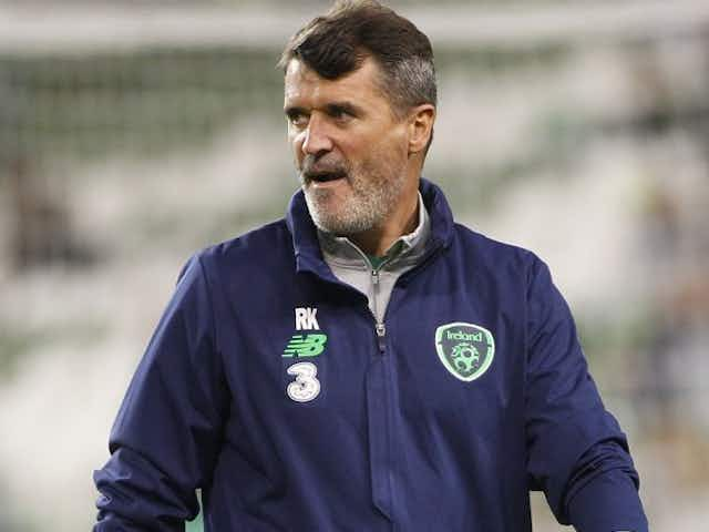 Man Utd great Keane fears he's missed out on Celtic job