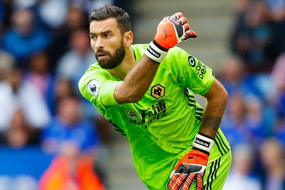 DONE DEAL? Roma confident Rui Patricio fee struck with Wolves   OneFootball