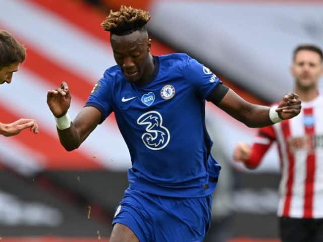Abraham axed from Chelsea FA Cup semifinal squad