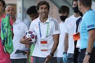 Eintracht Frankfurt open talks with Real Madrid Castilla coach Raul