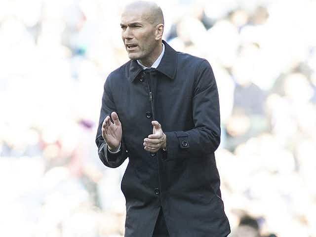 Watch: A dart for Florentino? Real Madrid coach Zidane 'we love competition'