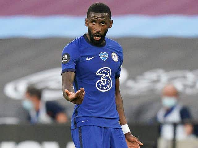 Chelsea striker Abraham: I'd hate to play against Rudiger!