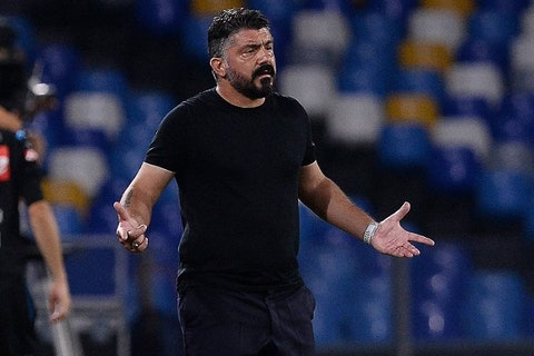 Gattuso Warns Napoli Players Barcelona Can Put Us In Cemetery Onefootball