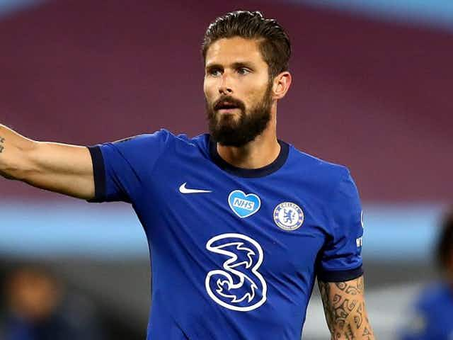 Roma sporting director Pinto in talks to sign Chelsea striker Giroud