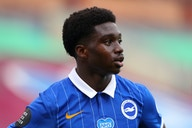 Tottenham targeting Brighton right-back Lamptey to replace Aurier