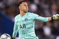 Man Utd, Juventus eyeing fuming PSG goalkeeper Keylor Navas