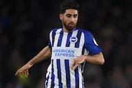 Brighton winger Alireza defends Dunk after Wolves red