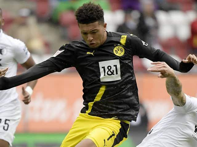 Man Utd chances of signing Borussia Dortmund star Sancho boosted by Woodward exit