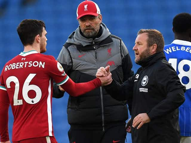 Liverpool boss Klopp: Top four finish needed 'for other reasons'