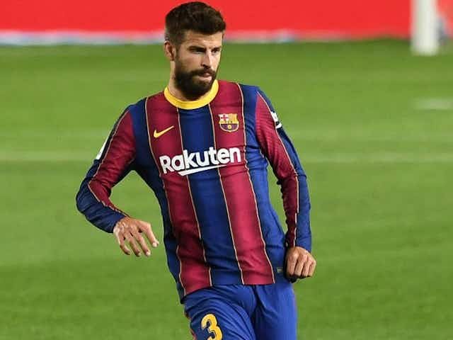 Pique turns on Barcelona: Football belongs to the fans
