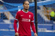 Liverpool manager Klopp claims van Dijk had 'no chance' of playing at Euros