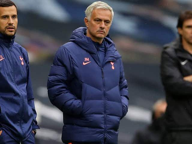 ​Tottenham boss Mourinho admits top-six finish looks 'difficult, difficult, difficult'