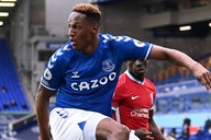 Everton Colombian duo to miss Aston Villa clash