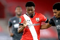 Southampton winger Tella floating after scoring in victory against Fulham