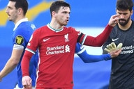 Liverpool fullback Robertson laments 'too many slip ups' after victory over Southampton