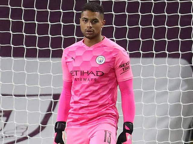 Man City keeper Steffen: I'll learn from FA Cup semifinal defeat