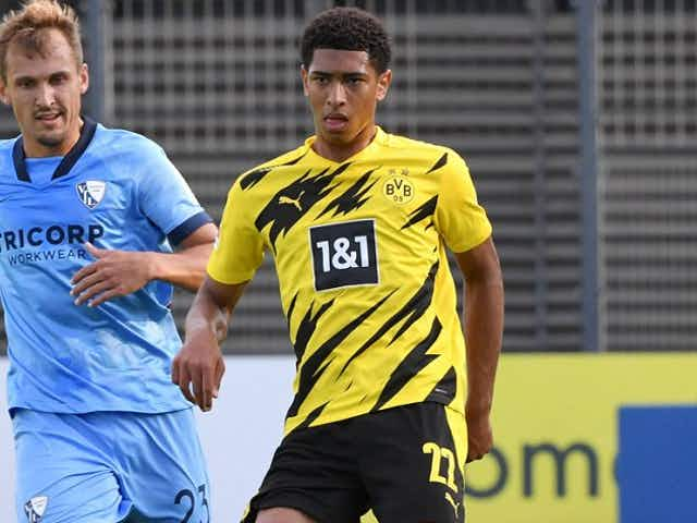 Man City manager Guardiola blown away by age of BVB star Bellingham: Must be a liar!