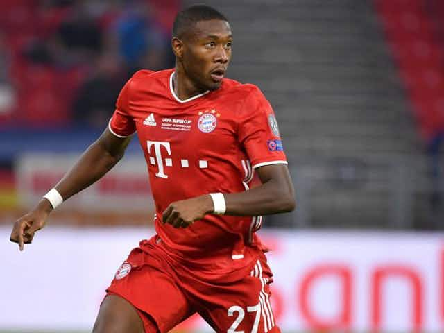 Bayern Munich defender Alaba agrees Real Madrid terms