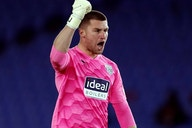 West Ham plan move for West Brom keeper Johnstone