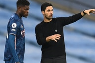 Arsenal boss Arteta: We're miles away in 90% of things