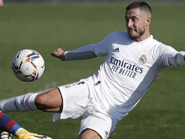 Real Madrid coach Zidane says Hazard fit for Champions League semifinal against Chelsea