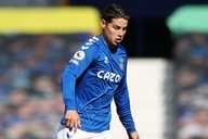 James feeling happy being with Everton in Florida