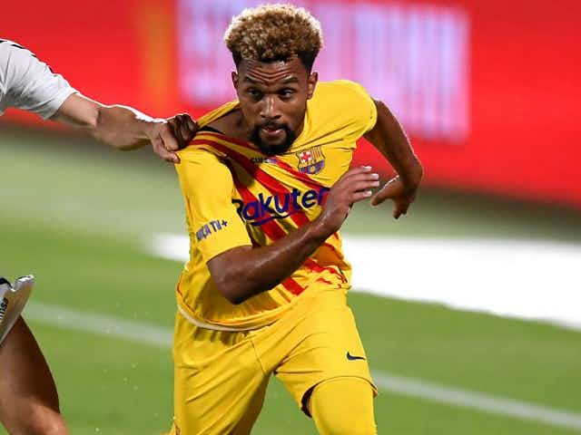 Konrad de la Fuentes only thinking of Barcelona future