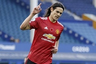 Hargreaves urges Man Utd: Get Cavani to sign a new deal