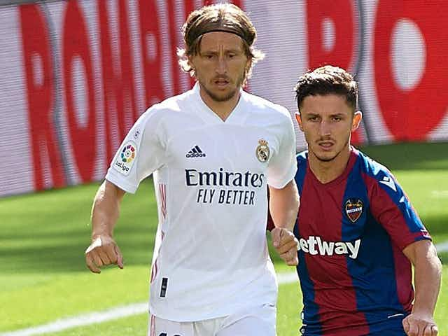 Luka Modric agrees terms with Real Madrid