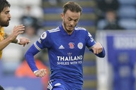 Arsenal willing to include players in swap offer for Leicester ace Maddison