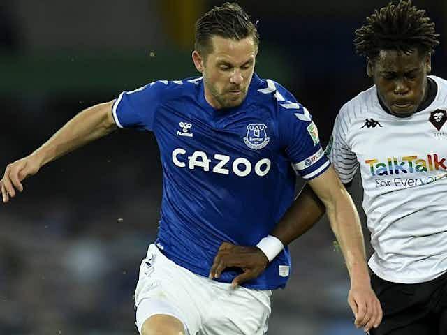 Everton midfielder Sigurdsson on Spurs draw: It feels like two points dropped