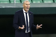 Juventus plan move for Real Madrid boss Zidane - and to keep Ronaldo