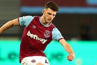 Man City to jump into battle for West Ham midfielder Declan Rice