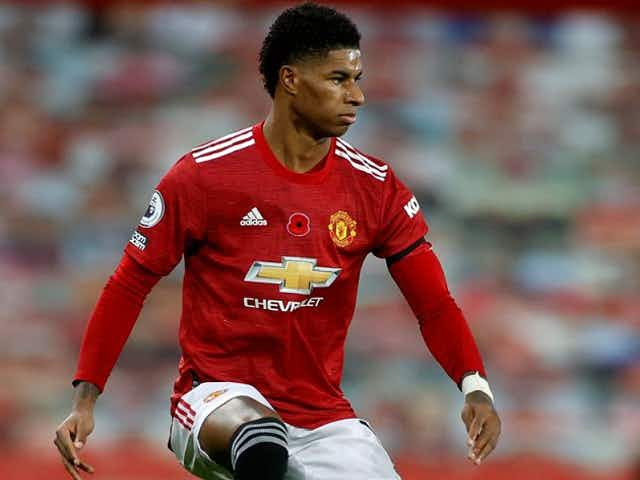 ​Man Utd forward Rashford takes swipe at Glazers over ESL plans